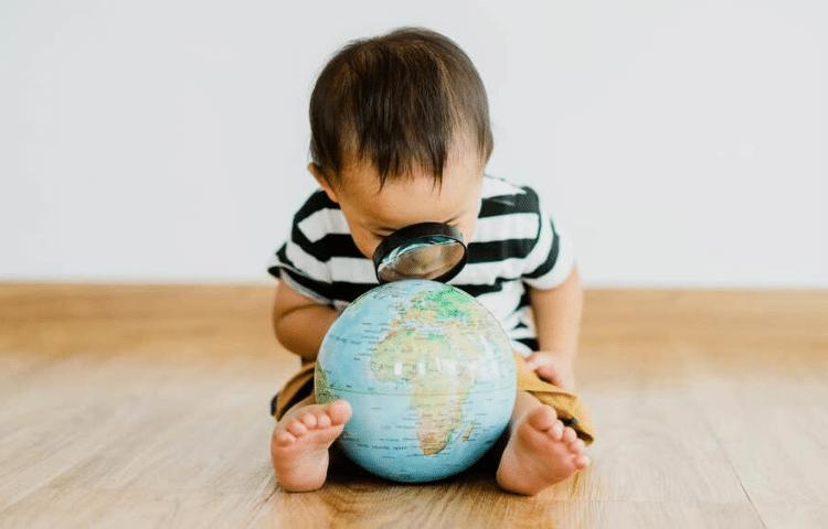 Viaggiare con bambini in auto destinazione