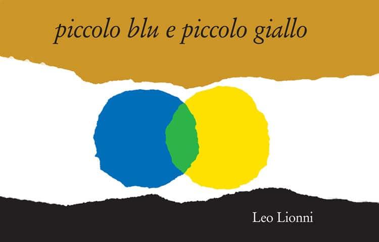 Tata - primo libro - Piccolo blu e piccolo giallo