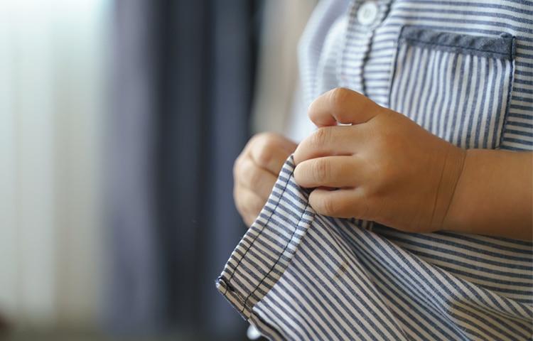 vestire il bambino 1 3 anni fase dellautonomia parziale