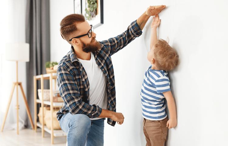 tappe di crescita e sviluppo del bambino